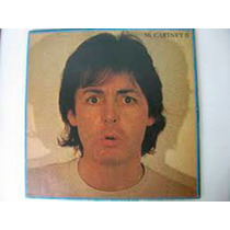 Lp Paul Mccartney - Mc Cartney 2 Ae