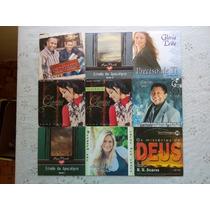 Lote Com 9 Cds Evangélicos