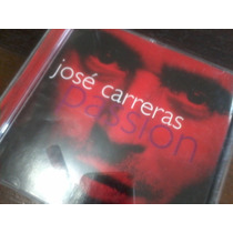 Cd José Carreras -passion + Encarte Original Semi Novo