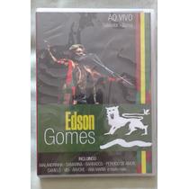 Dvd Edson Gomes - Ao Vivo Salvador Bahia (frete Grátis)