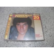 Cd - Wanderley Cardoso Seleçao De Ouro 20 Sucessos