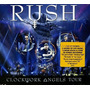 Rush - Clockwork Angels Tour 3cd [digipak Lacrado Importado]