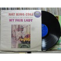 Nat King Cole Canta Musicas Filme My Fair Lady Lp Jazz Blues