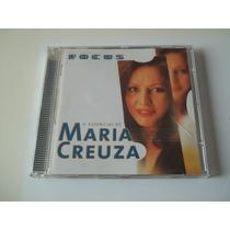 Maria Creuza - Cd O Essencial De... - Ótimo Estado!!!!