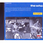 Cd Europeu - The Who - The Singles - 1984