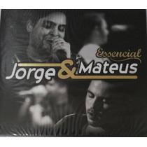 Cd Jorge E Mateus - Essencial / Digipack (978799)