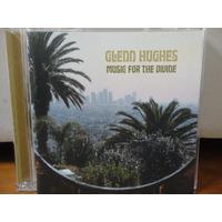 Glenn Hughes C/ Chad Smith Cd Music For The Divine (2006)