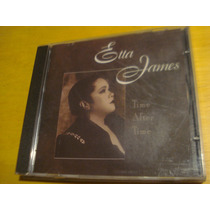Etta James Time After Time Cd Cantora Soul