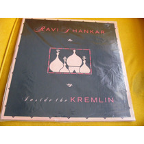 Lp Zerado Ravi Shankar Inside The Kremlin Musica Da India