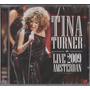 Cd Tina Tuner Live Amsterdan 2009 -novo-lacrado