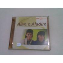 Cd ,,, Dois Cds Bis ,, Alan & Aladim