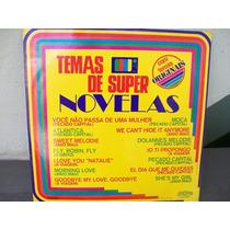 Lp.temas De Super Novelas-temas Originais 1976.
