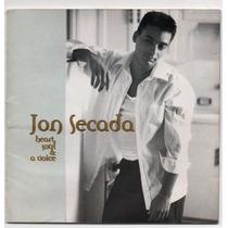 Cd Jon Secada - Heart Soul & A Voice = Mental Picture - Stay
