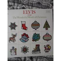 Lp -elvis Presley-the Weonderful World Of Christ Importado-