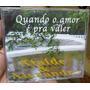 Single Ataide & Alexandre / Quando O Amor É Pr Frete Gratis