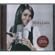 Cd Mara Lima - Recordações 1 E 2 (duplo Cd + Pb) Ed Especial