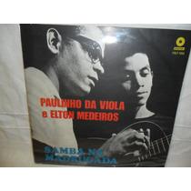Lp Paulinho Da Viola E Elton Medeiros Frete 27,00 R$