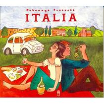 Cd Putumayo Presents - Italia