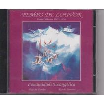 Cd Comunidade Evangelica Vila Da Penha - Tempo De Louvor