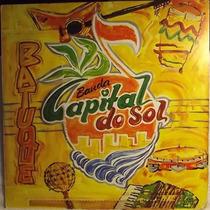 Lp / Vinil Forró: Banda Capital Do Sol - Batuque - 1994