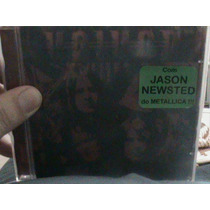 Cd - Voivod - Com Jason Newsted ( Lacrado -nacional)