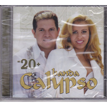Banda Calypso - Cd As 20 + Lacrado De Fábrica