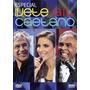 Dvd Especial Ivete Sangalo Gil E Caetano (original Lacrado)
