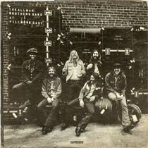 Lp -allman Brothers - At The Fillmore East Duplo - Importado
