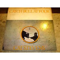 Lp Cat Stevens - Catch Bull At Four (1972) Capa Dupla