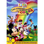 Dvd A Casa Do Mickey Mouse Minnie, A Estrela Do Pop Novo