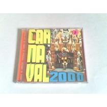 Cd Carnaval 2000 - Sambas Enredo (são Paulo)