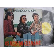 Lp - Os Filhos De Goiás / Os Reis Do Chamamé / Continental