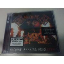 Machine Head - Machine F**king Head Live [2cd] Metallica