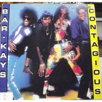 Lp: Contagious - Bar Kays