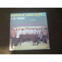 Lp Alfredo De Angelis Y El Tango 1967.