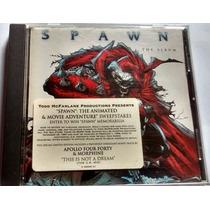 Cd Spawn - Thee Album - Edição Limitada - Importada +musicas