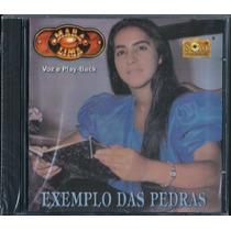 Cd Mara Lima - Exemplo Das Pedras [bônus Playback]