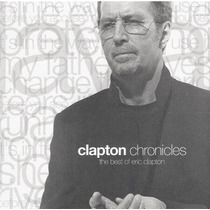 Eric Clapton - Chronicles ( Cd - Remaster - Imp. Usa )