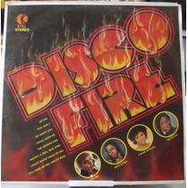 Lp Funk & Soul: Disco Fire - Vários Cantores - Frete Grátis