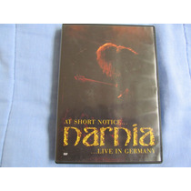Dvd Banda Narnia - At Short Notice... - Relíquia - Zerado