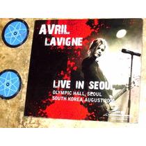 Cd Avril Lavigne - Live In Seoul (2004) Digipack