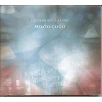 Cd - Maria Gadú - Multishow Ao Vivo - 2010 - Digipack