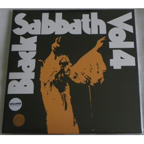 Black Sabbath Vol 4 Lp + Cd Selado Capa Dupla Made England