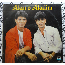 Alan E Aladim Aprendiz Do Amor Lp Forro Sertanejo Estéreo