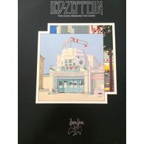 Lp Led-zeppelin/ The Song Remains The Same / Acervo Pessoal