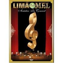 Limão Com Mel - Acústico In Concert (dvd Lacrado)