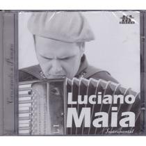 Luciano Maia - Cd Cruzando A Pampa - Quartchêto - Lacrado
