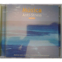 Cd Música Anti-stress Volume 2 (original E Lacrado)