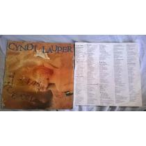 Disco De Vinil Cyndi Lauper True Colors Usado