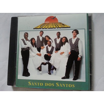 Cd Altos Louvores Santos Dos Santos Rarissimo